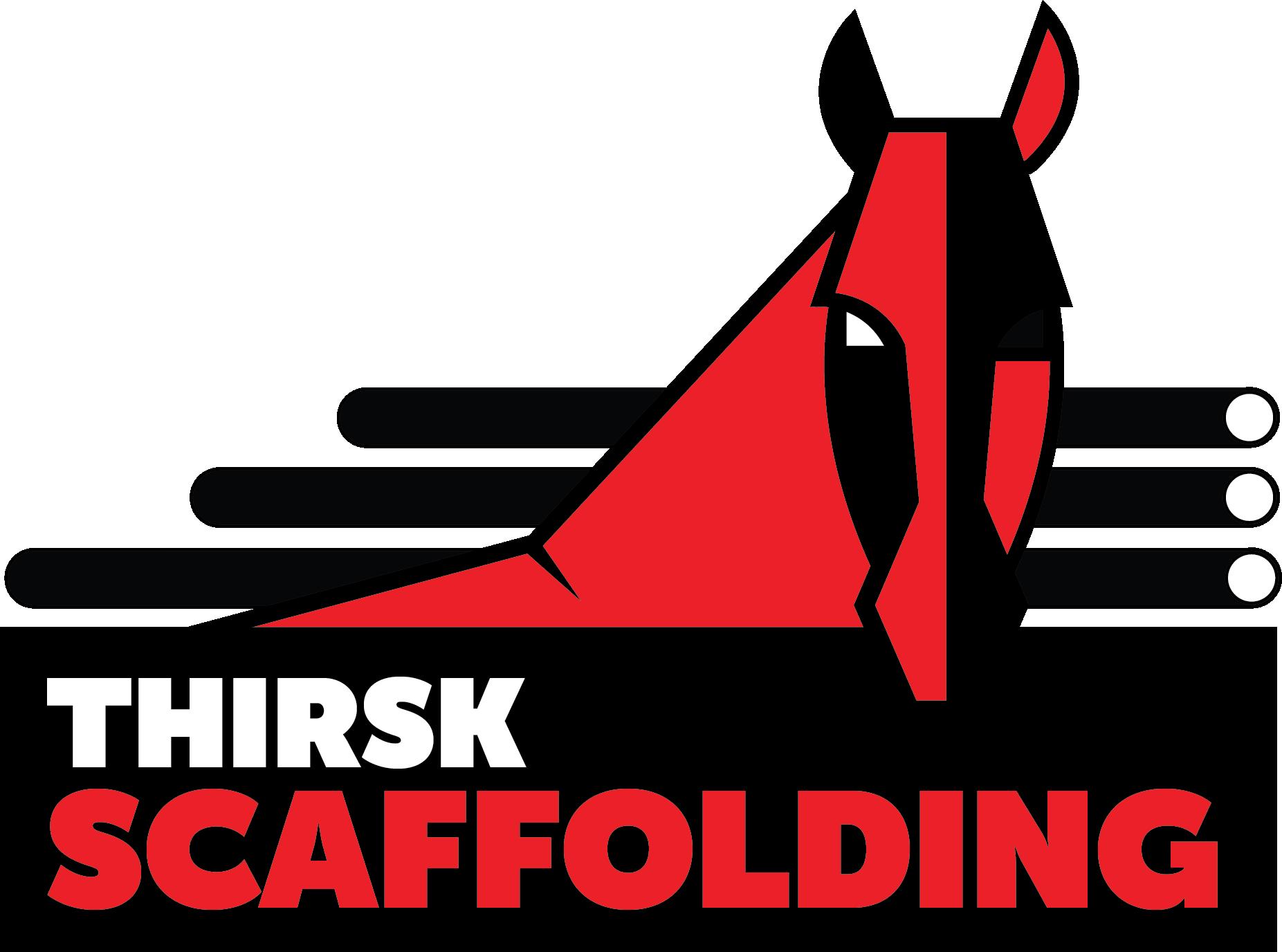 Thirsk Scaffolding logo 2019