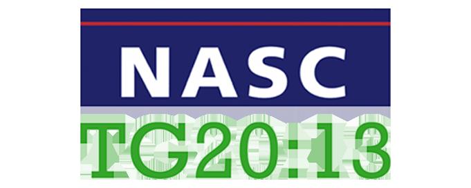 Thirsk Scaffolding Scaffolders NASC TG20-13 Standard